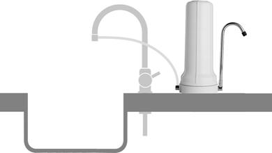 Wasserfeinstfiltration mit Sanuno