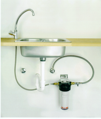 VARIO Universal mit Entnahme über den normalen Wasserhahn